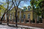 Здание Госбанка постройки 1900 года.