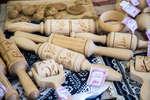 Фигурные скалки для пряников и печенья