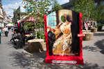 «Модная летопись» на Кузнецком мосту на фестивале «Наш продукт»