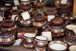 Керамика в гончарной слободе на Никольской улице