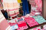 Текстиль с карельской вышивкой