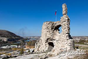 Инкерман: Свято-Климентовский монастырь и крепость Каламита