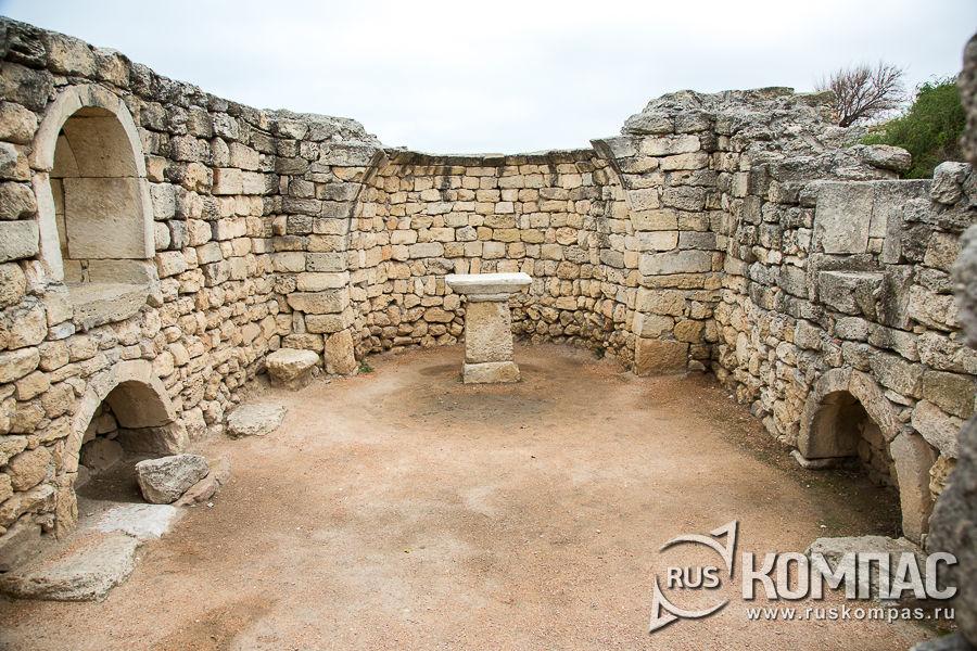 Часовня XI - XIII веков