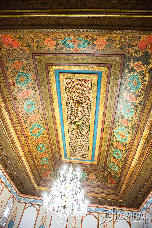 Потолочная роспись Зала Дивана