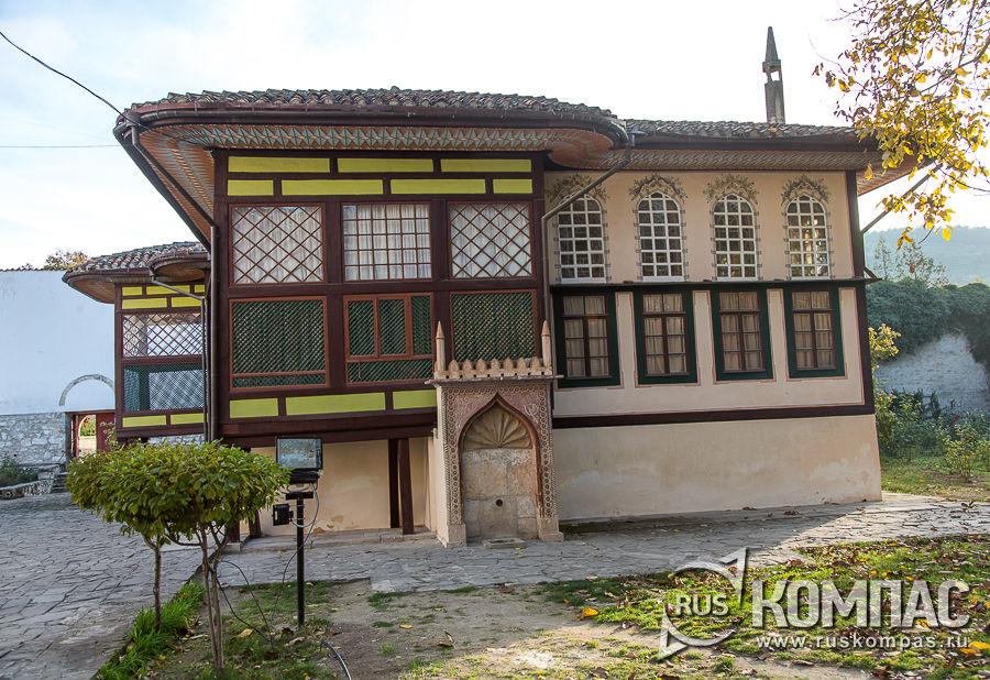 Гарем Ханского дворца