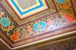 Фрагмент потолка в Зале диванов