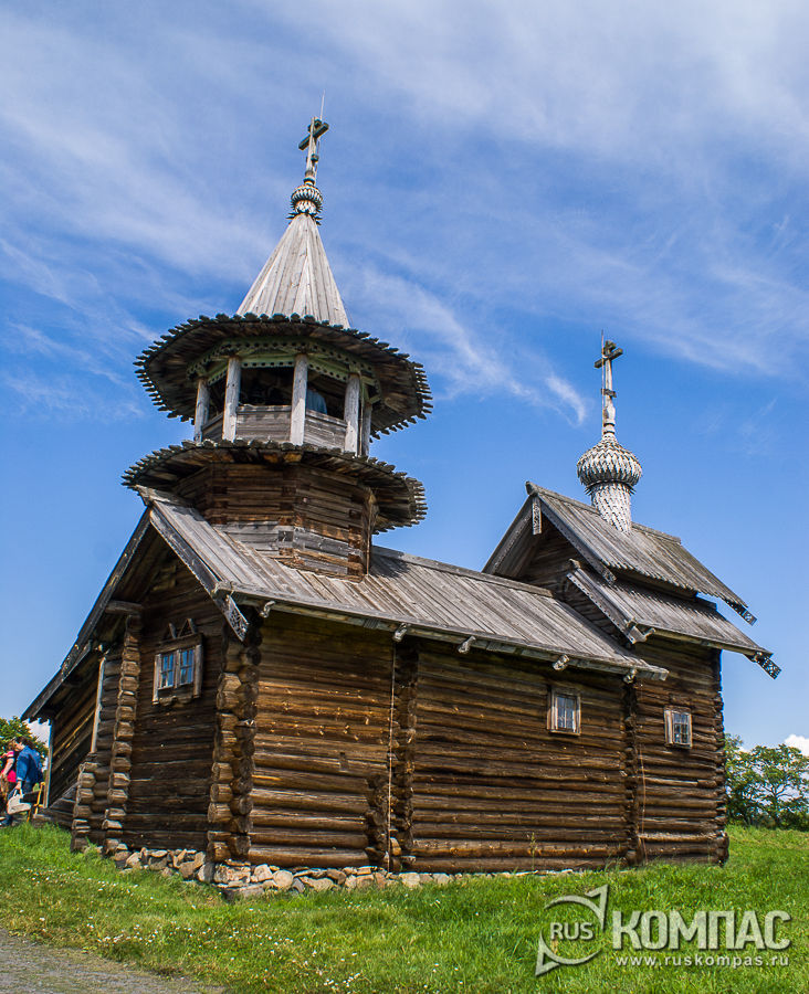 Часовня Михаила Архангела, Начало XVIII в.