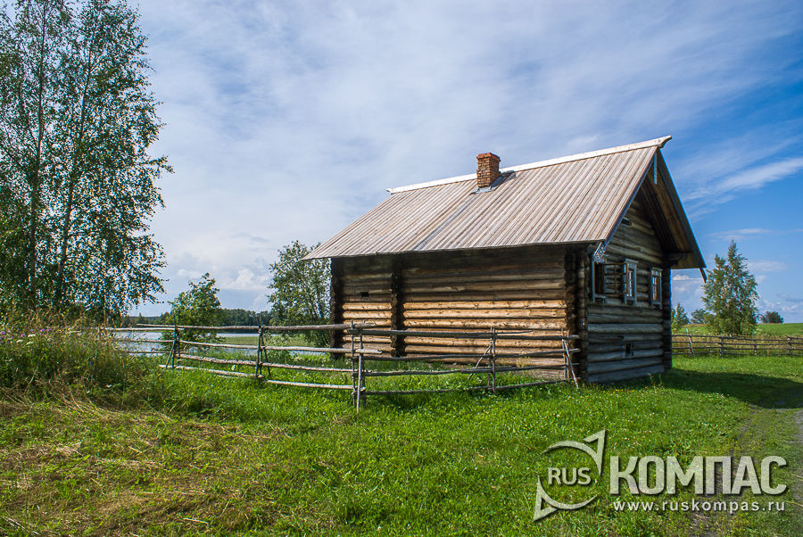 Дом Щепина из д. Щепино