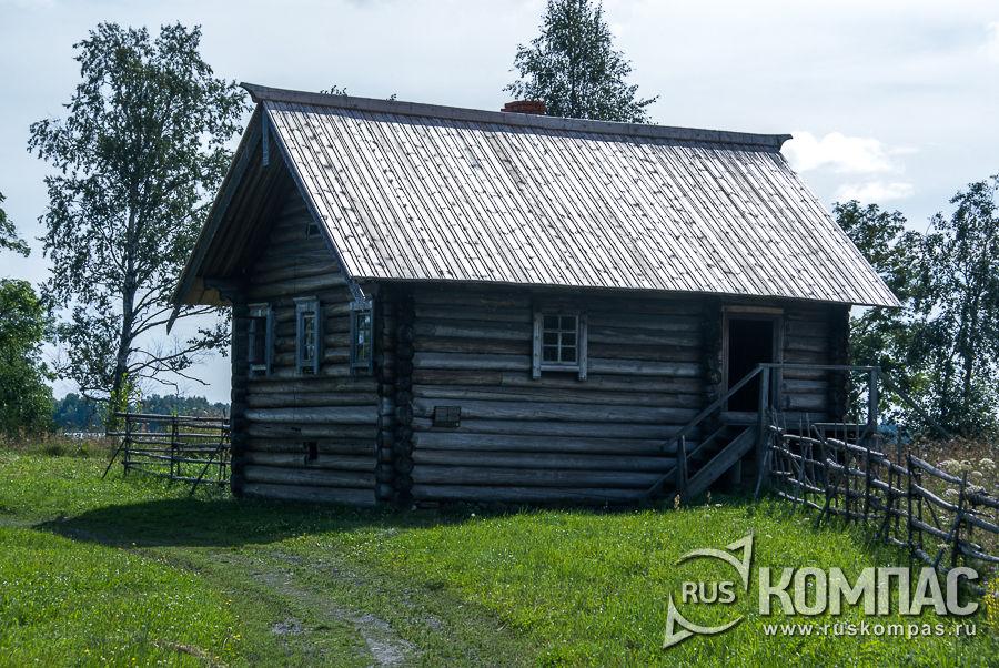 Дом Щепина из д. Щепино, 1907 г.