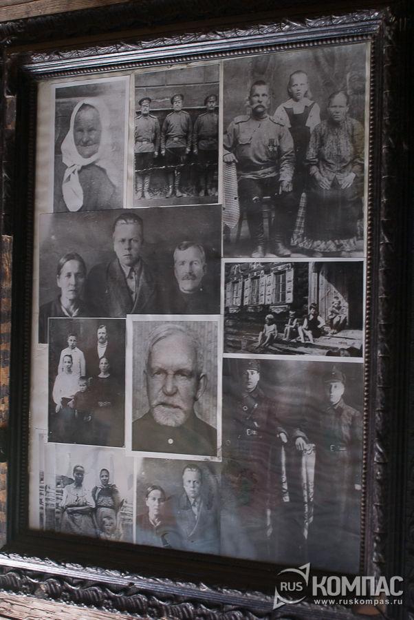 Фотографии семьи Ошевневых