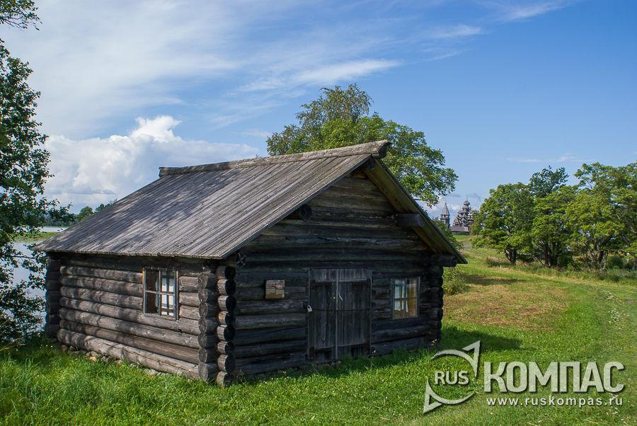 Кузница из деревни Суйсарь, конец XIX - начало XX веков