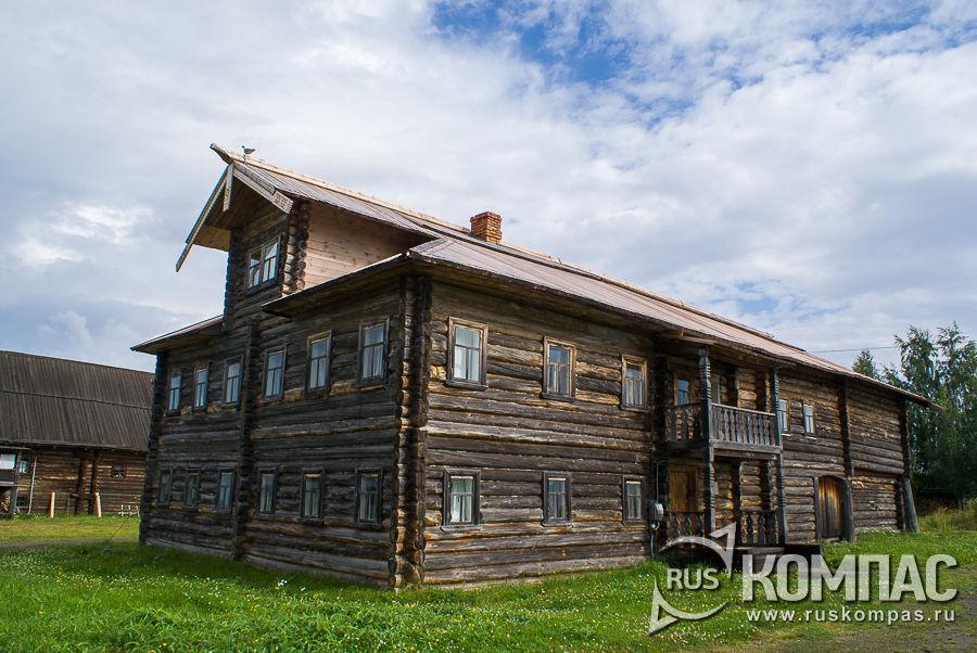 Дом Васильева, начало XX века