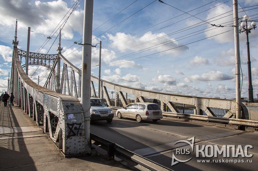 Староволжский мост, 1897-1900 гг.