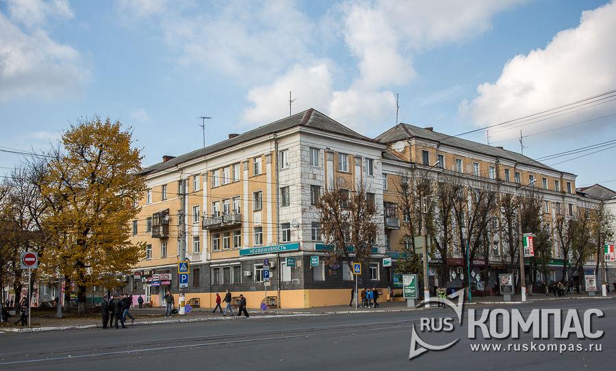 Жилой дом (Тверской проспект 11)