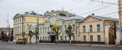 Дома конца XIX века на ул. Советская, 46-55