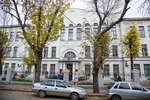 Центральный вход в задние Тверского университета