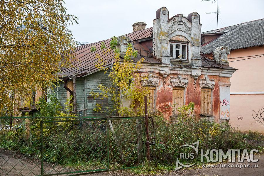 Дом Мутузова, конец XVII - начало XIX веков