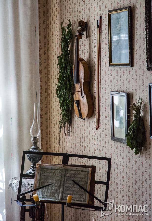 Комната отца Чехова