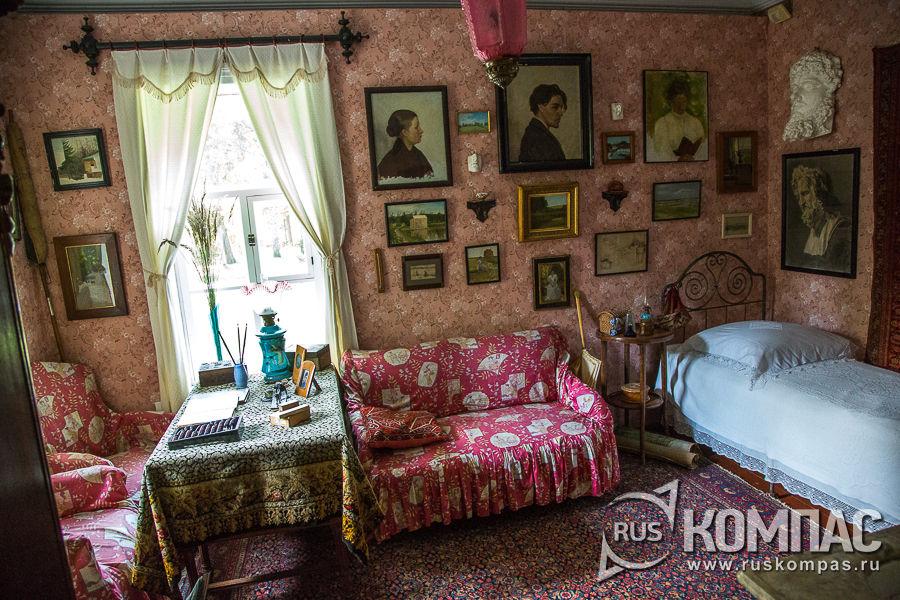 Комната Марии Павловны Чеховой