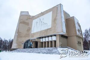 Музей-диорама «Вятка. 1917 год»