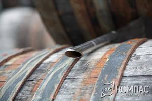 Деталь насоса для перекачки вина