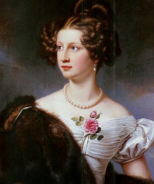 Баронесса Амалия фон Крюденер