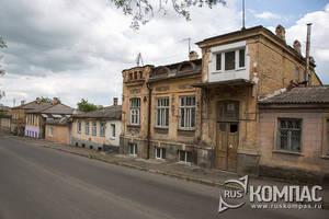 Пятигорск: улица Теплосерная - самая старая улица