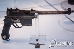 Пистолет Манлихера, модель 1903 года, Австро-Венгрия