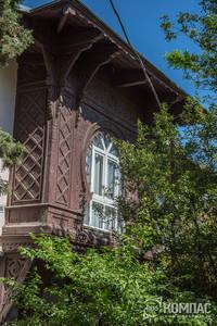 Деревянный модерн в Ялте