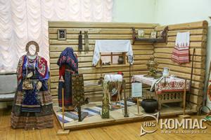 Музей истории русского платка в Павловском Посаде