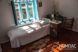 Спальня Александра Грина
