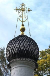 Купол храма Архангела Михаила