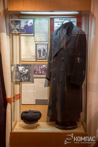 Пальто Ленина со следами от выстрелов Фанни Каплан