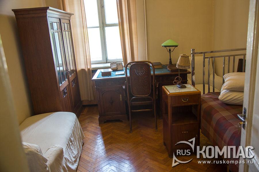 Комната Ленина