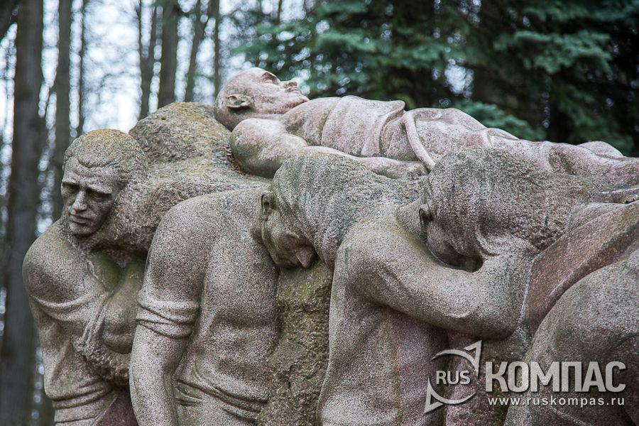 Единственное изображение мертвого Ленина