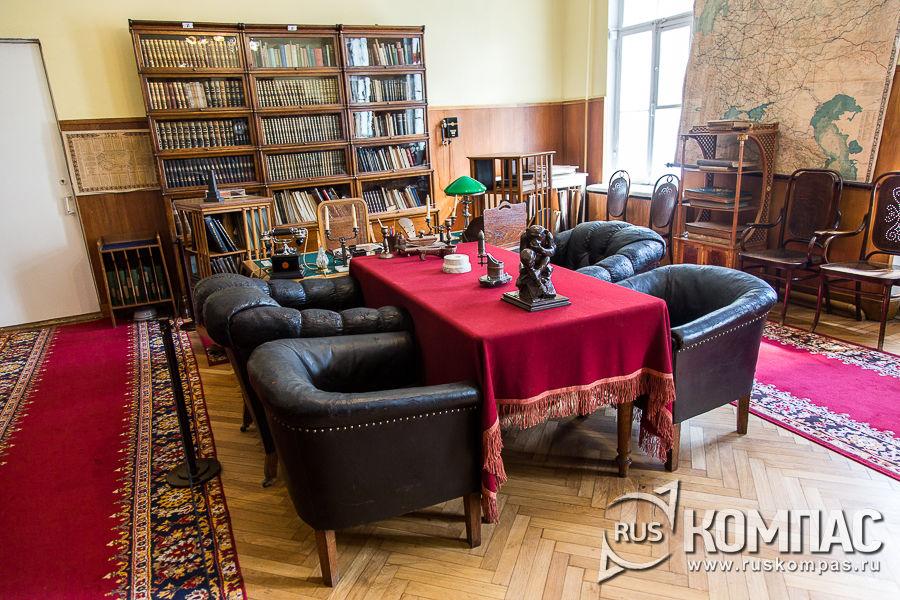 Рабочий кабинет Ленина