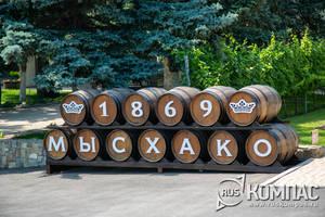 Мысхако: экскурсия на винзавод
