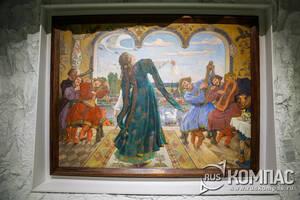 Выставка Васнецова в Третьяковской галерее на Крымском валу, 2020