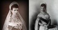 Императрица Мария Федоровна в «Императорских доспехах»