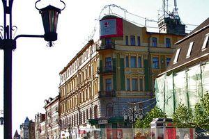 гостиница Азимут Самара