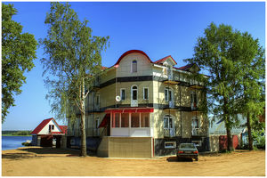 гостиница Орловская