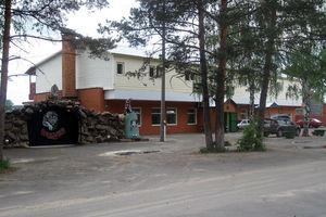гостинично-ресторанный комплекс Wolves House