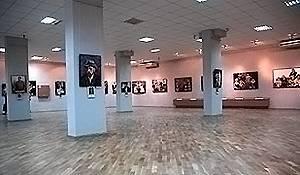 Краснодарский выставочный зал