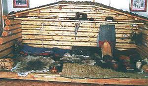 Лянторский хантыйский этнографический музей