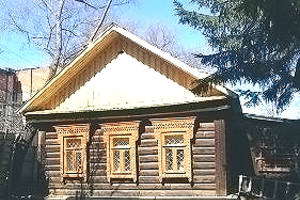 Мемориальный дом-музей «Подпольная типография»