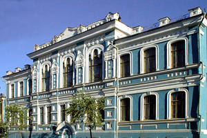 Музей геологии Центральной Сибири