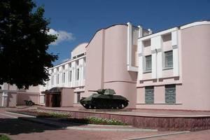 """Музей-диорама """"Орловская наступательная операция"""""""
