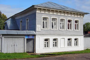 Музей-квартира К.Э. Циолковского