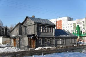 Дом-музей В.А.Русанова (отдел Орловского областного краеведческого музея)