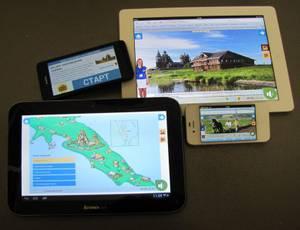 Погулять по острову Кижи можно виртуально